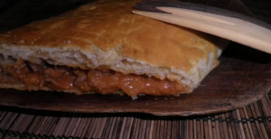 Emapana australiana Meat pie