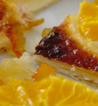 Tarta de naranja
